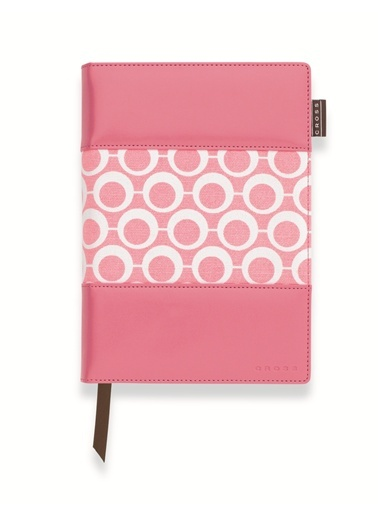 Ac248-2M Sıgnature Medium Defter Mod Pembe - Çizgili-Cross